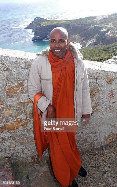 Mönch am 'Cape Point' Nationalpark am Kap der Guten Hoffnung bei Kapstadt Südafrika Afrika Reise NB DIG PNr 1299/2005