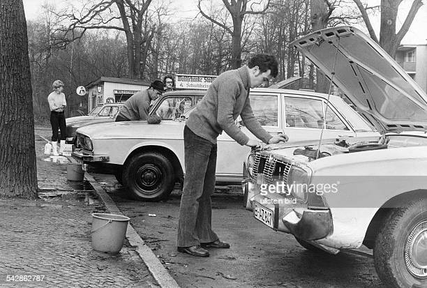 Auto Waschen Stock Photos And Pictures Getty Images