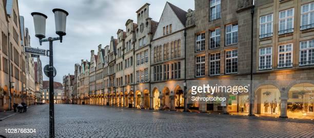 ドイツのミュンスター - ミュンスター市 ストックフォトと画像