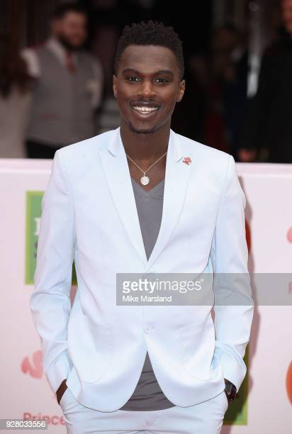 Mo Adeniran attends 'The Prince's Trust' and TKMaxx with Homesense Awards at London Palladium on March 6 2018 in London England