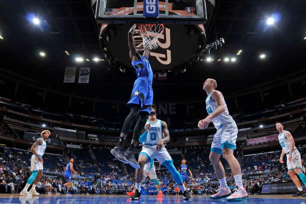 FL: Charlotte Hornets v Orlando Magic