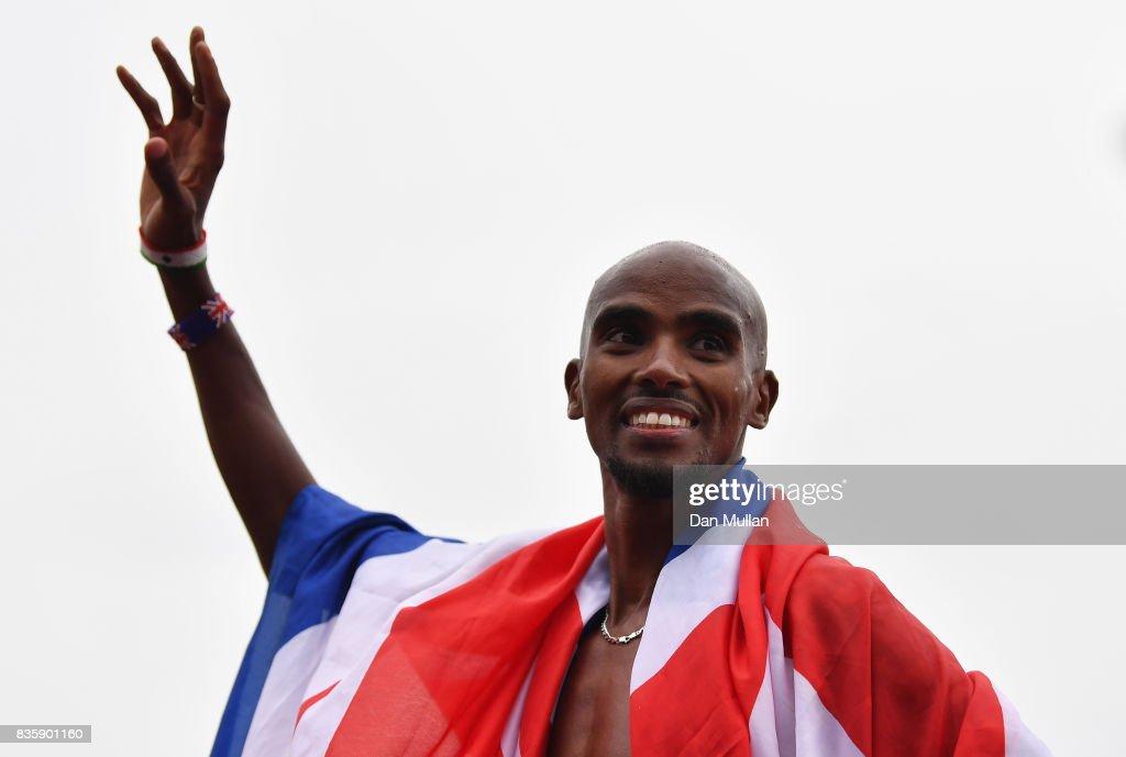 Muller Grand Prix Birmingham - IAAF Diamond League 2017