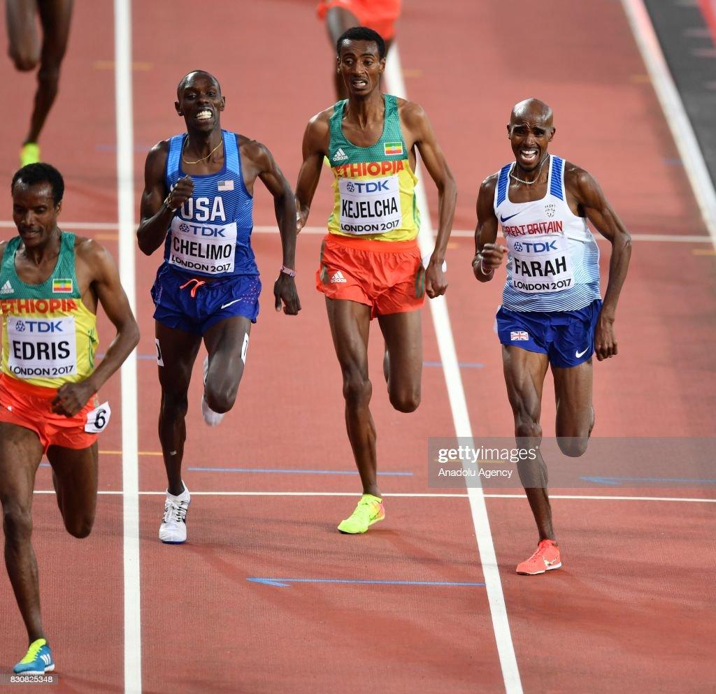 IAAF Athletics World Championships London 2017 - Day 9 : News Photo