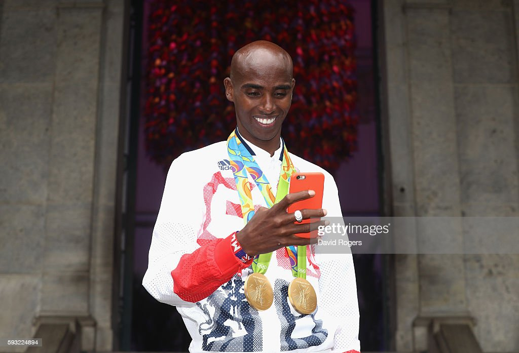 Around the Games - Olympics: Day 16 : News Photo