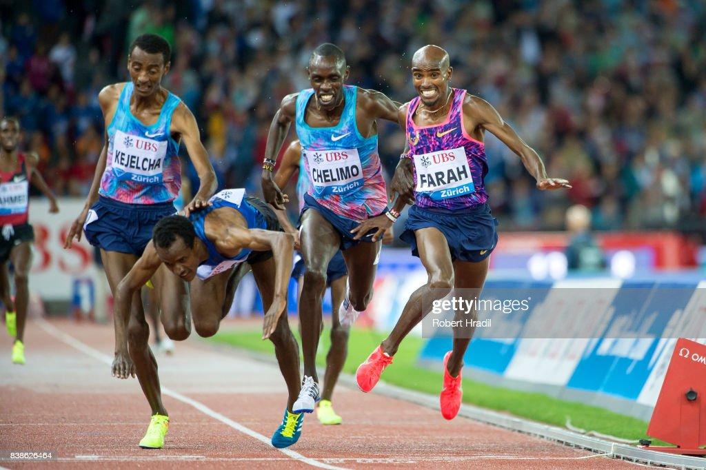Zurich - IAAF Diamond League 2017 : News Photo