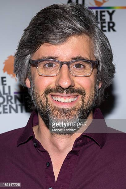 Mo Rocca attends the 2013 Broadway Beauty Pageant at Jack H. Skirball Center for the Performing Arts on May 20, 2013 in New York City.