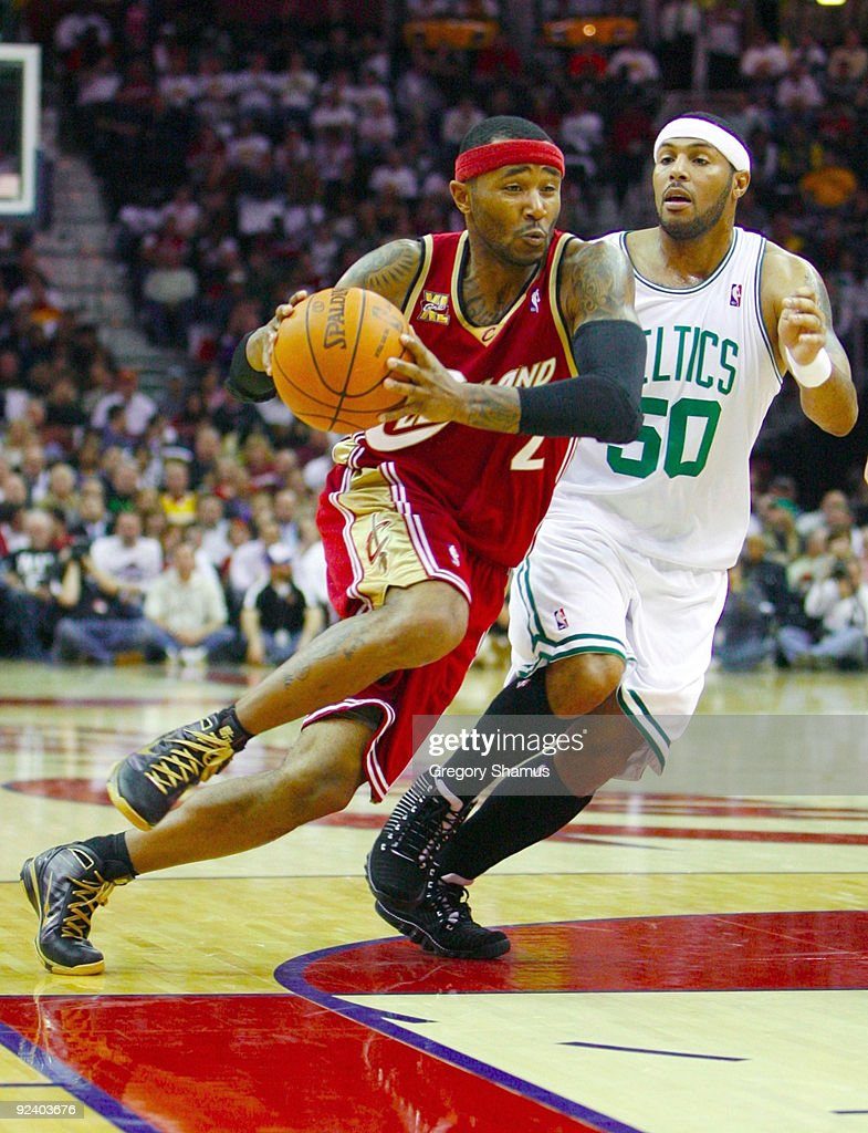 Boston Celtics v Cleveland Cavaliers : News Photo