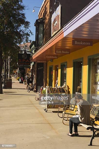 Moab street scene