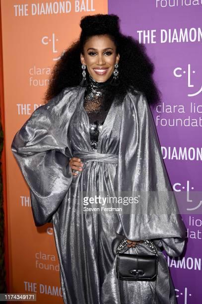 MoAnA Luu attends Rihanna's 5th Annual Diamond Ball at Cipriani Wall Street on September 12 2019 in New York City