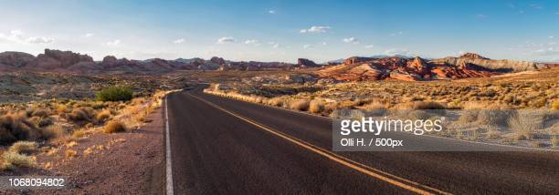 moapa valley, united states - valley of fire state park stock photos and pictures