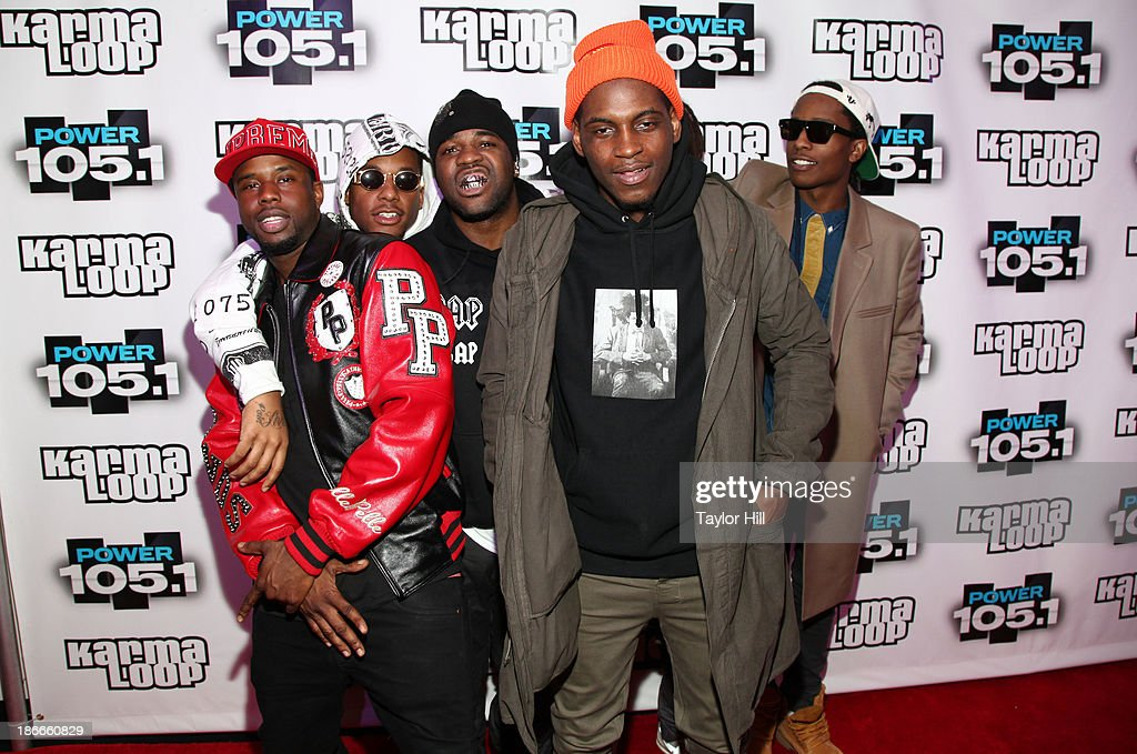 Mob attends Power 105.1's Powerhouse 2013, presented by Play GIG-IT, at Barclays Center on November 2, 2013 in New York City.
