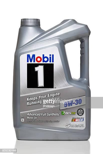 Mobil 1 5W - 30 une huile moteur synthétique