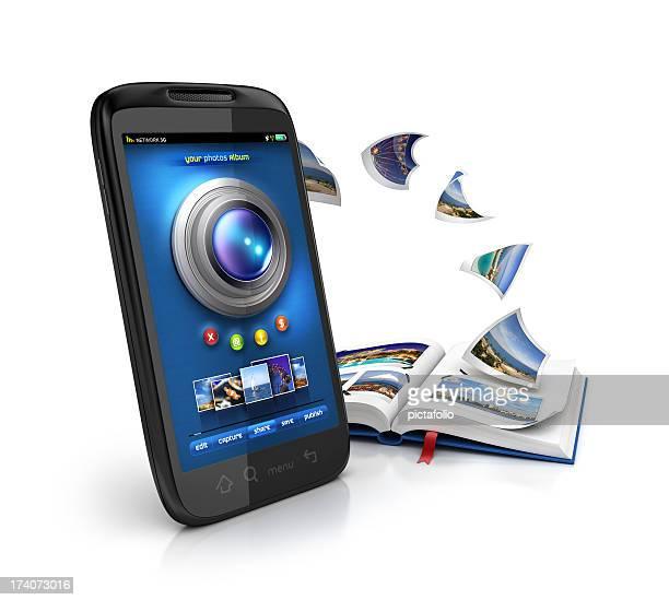 Mobile camera album