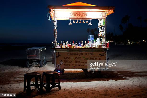 mobile coctail bar - tropical music stock photos and pictures