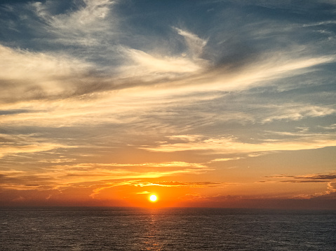 Mobile device photo of Gorgeous Sunset View - gettyimageskorea