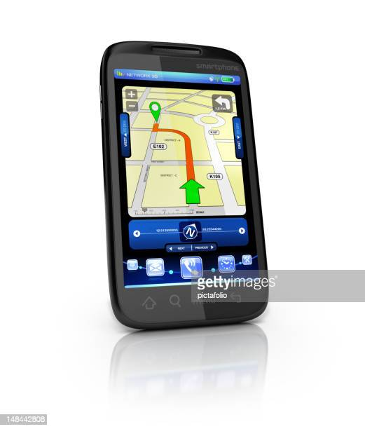 Mobile Gps interface