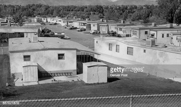 Mobile Homes South Of Littleton Indicate Their Predominant Use As Residences Their owners and legislators alike believe a new method of taxing them...