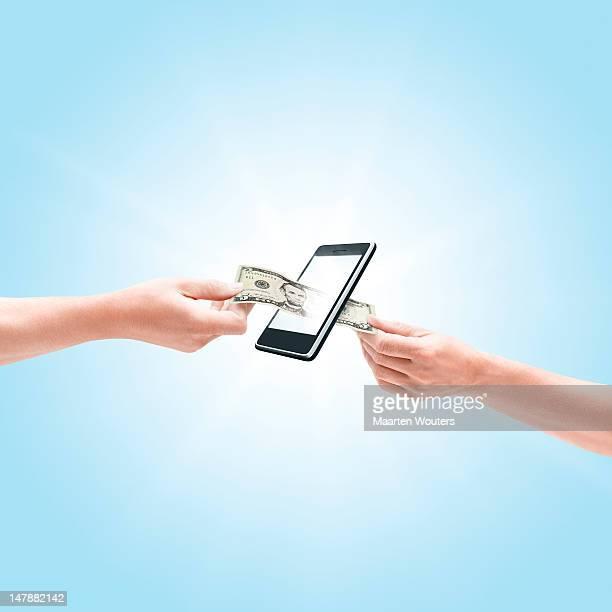 mobile life dollar handover