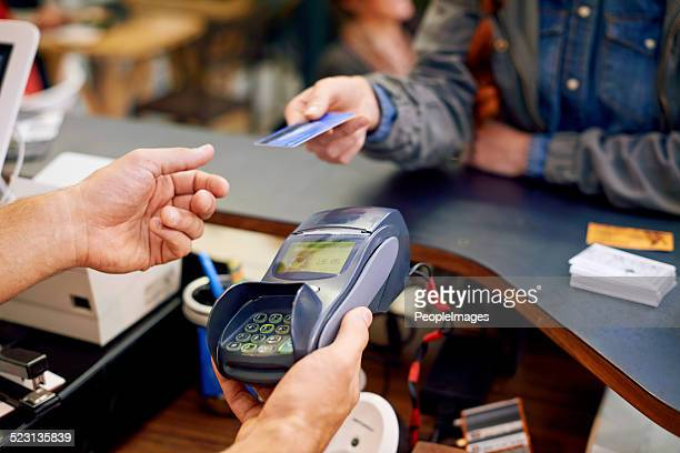 Mobile payments made easy