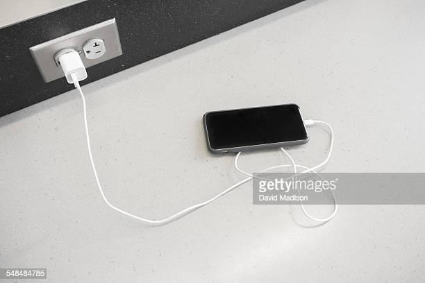 Mobile phone recharging
