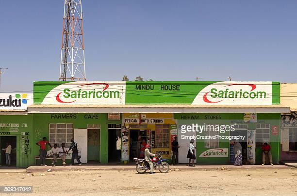 Mobiltelefon Technogy im Osten und Afrika