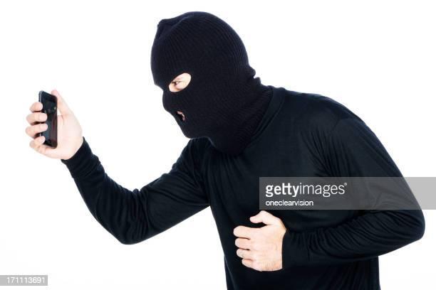 Ladrón de teléfono móvil