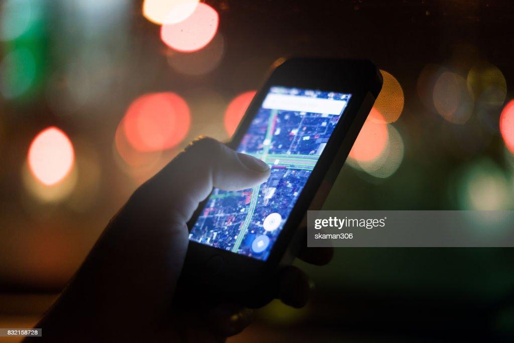 SEA: Mobile phone use : Foto de stock