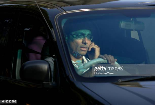 Mobile Phone while Driving Despite being charged a high penalty from citizens who talk on phone while driving by Mumbai Traffic Police a man still...