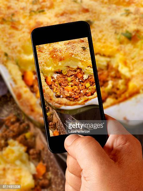 mobile photography of Shepherds Pie