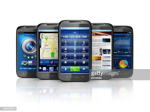 mobile services & user interface apps