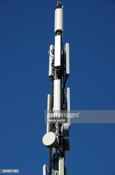 Mobile telecommunications tower