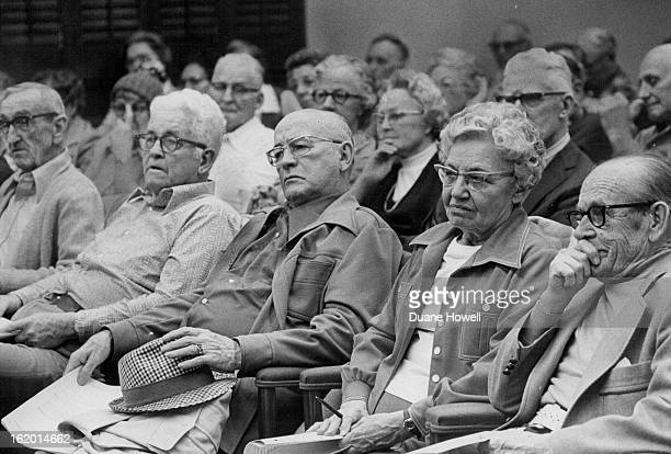 MAR 3 1977 MAR 4 1977 MobileHome Owners Listen as senate Committee Considers propertyTax Provision If measure passes mobile homes will be taxes like...