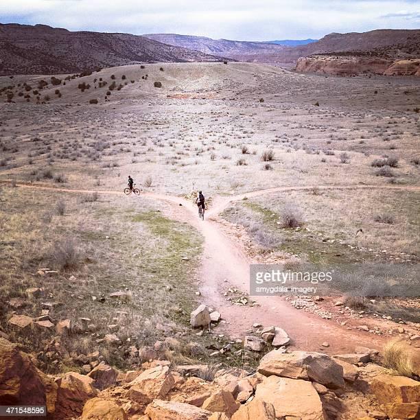 mobilestock mountain biking - fruita colorado stock pictures, royalty-free photos & images