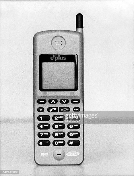 MobilTelefon der Firma `EPlus' 1994
