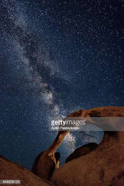 Mobius Arch and Milky Way