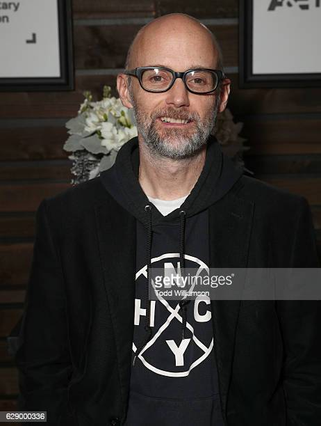 Moby attends the 32nd Annual IDA Documentary Awards at Paramount Studios on December 9 2016 in Hollywood California