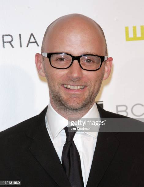 Moby during Whitney Contemporaries Hosts ART PARTY Benefiting the Whitney Museum of American Art's Independent Study Program at Skylight in New York...