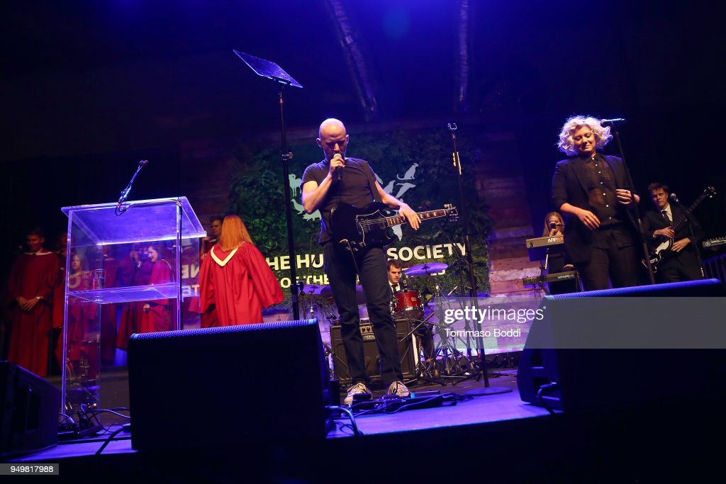 The Humane Society Of The United States' To The Rescue! Los Angeles Gala - Inside : News Photo