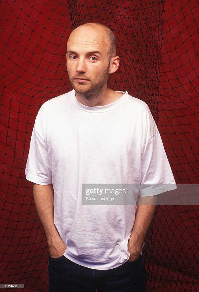 Moby Photo Session 2000