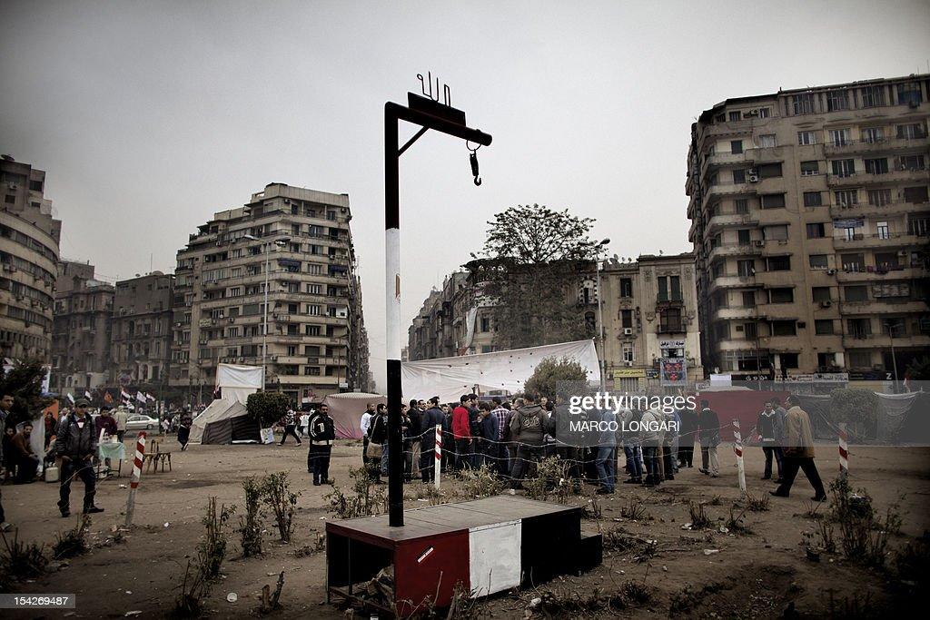 EGYPT-POLITICS-FEATURE : Fotografía de noticias