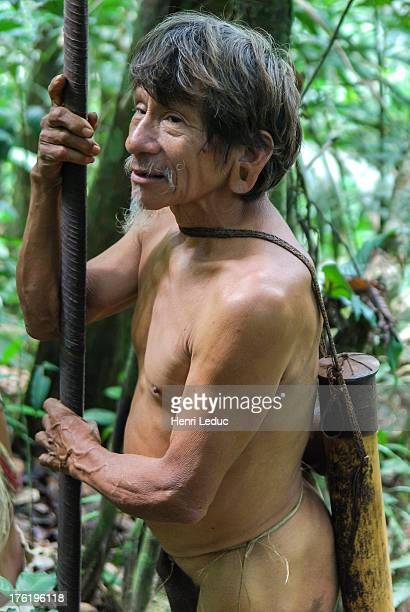 CONTENT] Mocka old Huaorani warrior with his blowpipe The Huaorani also known as the Waos are native Amerindians from the Amazonian Region of Ecuador...