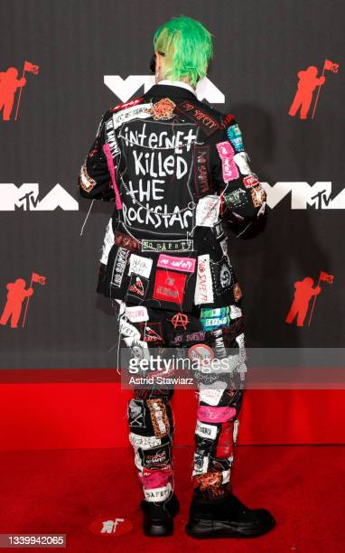 Mod Sun attends the 2021 MTV Video Music Awards at Barclays Center on September 12, 2021 in the Brooklyn borough of New York City.