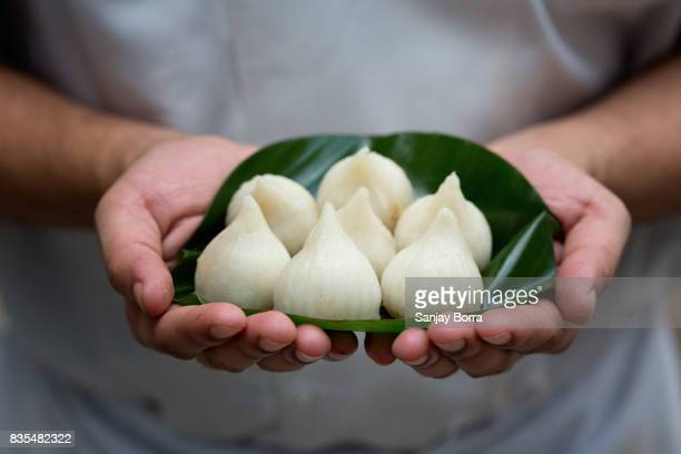 Modak - Indian sweet dumpling