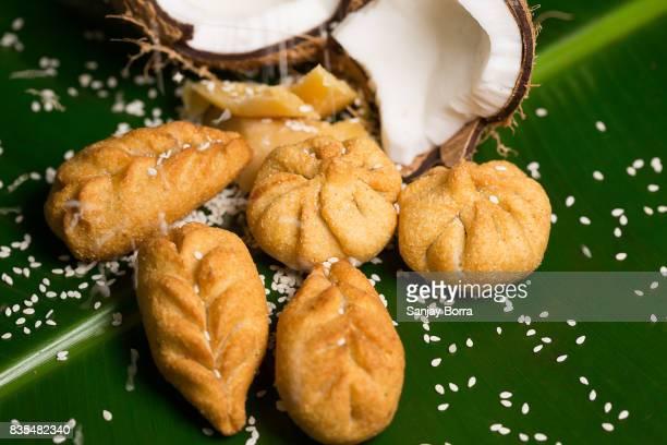 Modak - Indian sweet dumpling