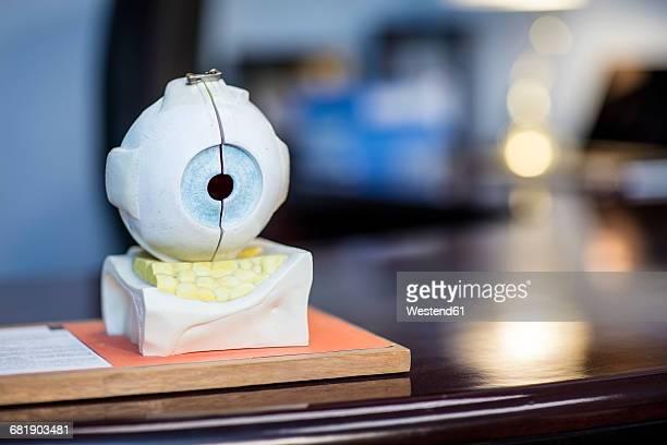 Mode of an eyeball