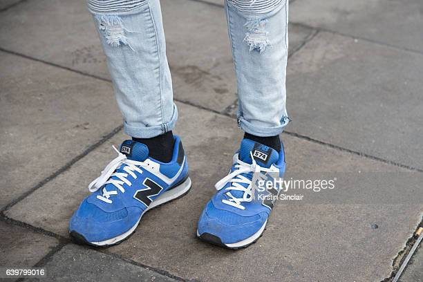 New Balance Shoes Photos and Premium High Res Pictures - Getty Images