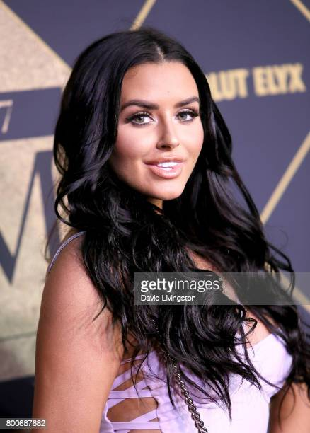Model Abigail Ratchford attends The 2017 MAXIM Hot 100 Party produced by Karma International at The Hollywood Palladium in celebration of MAXIMÕs Hot...