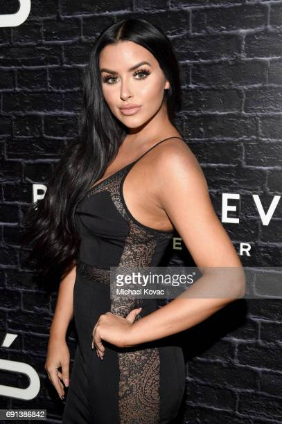 Model Abigail Ratchford attends the Prive Eyewear Launch Party at Chateau Marmont on June 1 2017 in Los Angeles California