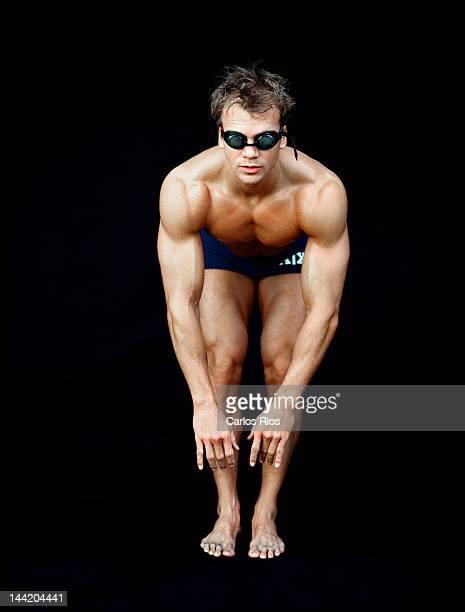 Model Actor and Athlete Rusty Joiner is photographed for Madison Magazine on March 2 2001 in Los Angeles California