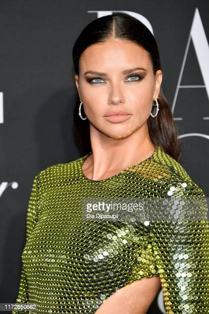 Model Adriana Lima attends the 2019 Harper's Bazaar ICONS on September 06, 2019 in New York City.